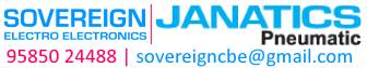 Sovereign Pneumatics _ Stockists Of 1989 _JANATICS_ Brand Pneumatic Products